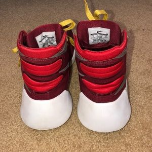Nike Shoes - Nike hyperdunk basketball shoes maroon red 7